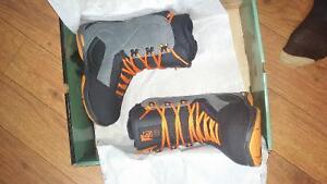 k2 T1 lace up snowboard boots.