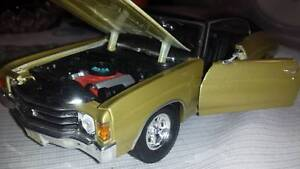 chevy chevelle cast iron model care, suit collector Athelstone Campbelltown Area Preview