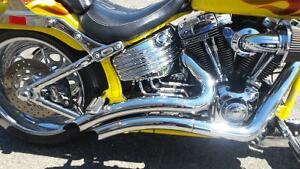 2009 110cubic inch Screaming Eagle Softail Springer