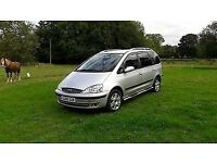 Ford Galaxy Ghia 24v Auto (lpg gas converted)