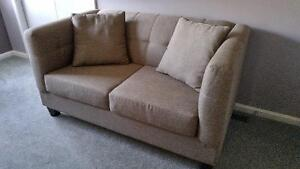 Love seat from The Bay Kitchener / Waterloo Kitchener Area image 2