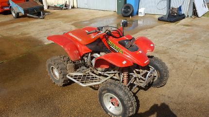Honda trx 400 450