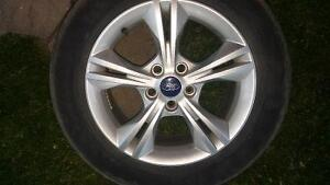FORD Mags and 16 inch tires