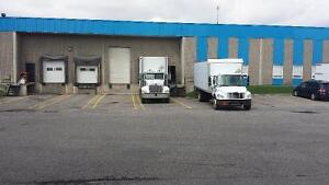 Shared Warehouse Space for Rent