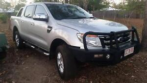 2012 Ford Ranger Ute Howard Springs Litchfield Area Preview