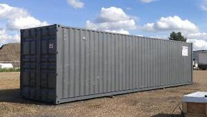 40' HC Refurbished Shipping Container $3350, Rental Available