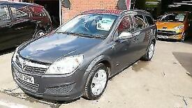 VAUXHALL ASTRA 1.6 CLUB ESTATE IN GREY 1 PRIVATE OWNER + DEALER 99K MILES 60 REG