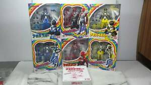 Unofficial Sentai Akiba Ranger Figures Nathan Brisbane South West Preview