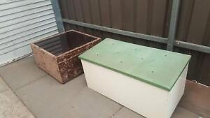 Retro blanket box/toybox Windsor Gardens Port Adelaide Area Preview