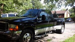 2001 Ford F-350 Tissus Camionnette