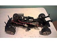 Kyosho PureTen Mantis 2WD EP Chassis only