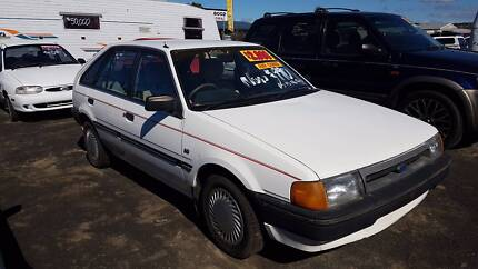 1986 Ford Laser Hatchback As Traded No Rego No Rwc Hatton Vale Lockyer Valley Preview