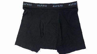 Alfani Mens Big /& Tall Ribbed Knit Classic Briefs Black 2X