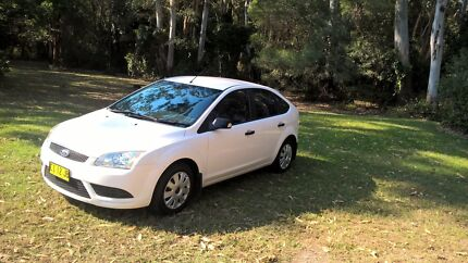 2008 Ford Focus Hatchback was $9000 now $8500 suit first car buye