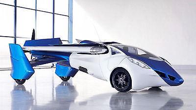 Der Traum vom fliegenden Auto ist inzwischen Realität