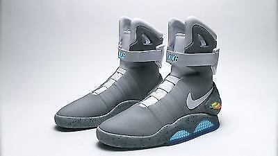 Die selbstbindenden Schuhe von Nike