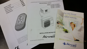 NEW - Airwell reverse cycle A/C - $300 Wanneroo Wanneroo Area Preview