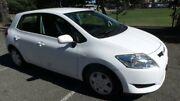 2008 Toyota Corolla ZRE152R Ascent White 4 Speed Automatic Hatchback Granville Parramatta Area Preview
