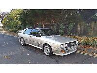 1983 Audi UR Quattro WR Turbo Wide Body * E30 M3 Lancia Delta GT Evo *