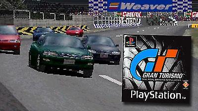 Gran Turismo für die PlayStation
