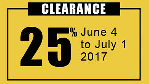 Staples June Office Furniture Clearance Event