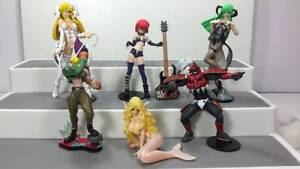Darkstalkers Part 4 Incomplete Gashapon Set of 6 Anime Figures Nathan Brisbane South West Preview