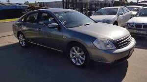 2005 Nissan Maxima TI-L Sedan FULLY OPTIONED AUTO LOW KMS Williamstown North Hobsons Bay Area Preview