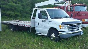 Ford ctv flat bed
