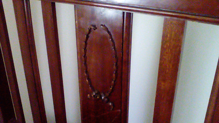 FOR SALE SINGLE ANTIQUE BED
