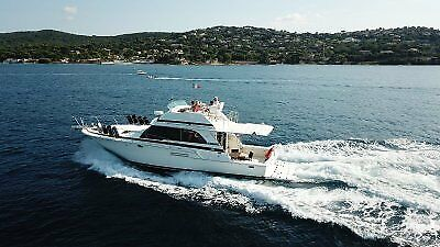 46ft. motor yacht 1/3 share for sale. cote d'Azur
