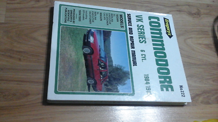Commodore vk 6 cylinder 1984 to 1985 repair manual North Richmond Hawkesbury Area Preview