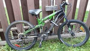 Kranked 6061 AL Mountain Bike