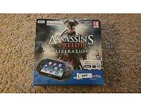 Boxed slim 8gb with liberation game