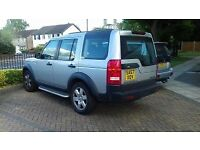 Land Rover Discovery 2007 reg 7-seater auto diesel in good condition.