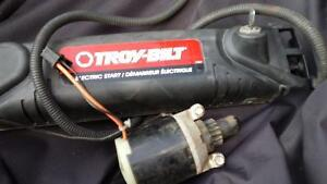 Electric Start for Troy Built Lawnmower