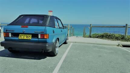 PRICE DROP! down from $9,990 VW Golf Mk1 Rabbit GTi