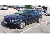 Jaguar X-Type 2.2D SE 5dr Diesel Estate 2006 with Digital Radio and DashCam