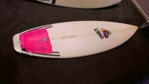 1 year old custom channel islands surfboard (Fred Rubble Model) Tugun Gold Coast South Preview