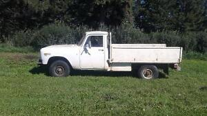 For Sale 1970 IHC 1200D 4X4
