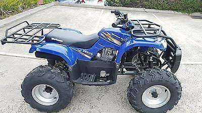 DDB 250cc MANUAL FARM QUAD - 2017  $2590