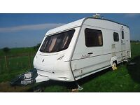 Great family caravan 2002 4 berth clean and ready to use