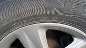 Looking for All season tire 215/70 R16