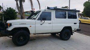 1hdt 1994 toyota landcruiser troopcarrier Bateau Bay Wyong Area Preview