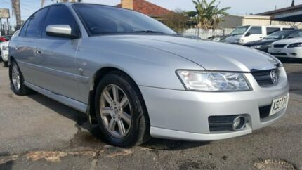 2005 Holden Berlina VZ Silver 4 Speed Automatic Sedan Enfield Port Adelaide Area Preview