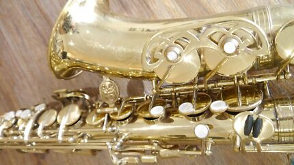 Buffet Crampon Super Dynaction Alto Sax With Case