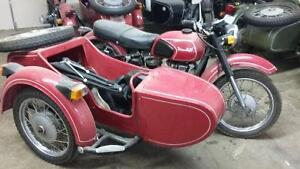Ken Beach Collection - Used Dnepr, Ural, and Sidecar Parts
