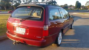 1998 VT Commodore, Roadworthy & 3months rego