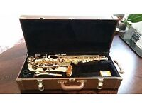 Elkhart Series II Alto Saxophone- beautiful instrument perfect condition hardly used