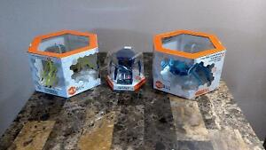 2 Large Remote Control Robot Scarabs and 1 small Remote Control Peterborough Peterborough Area image 1