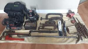 For sale: Power and Hand Tools